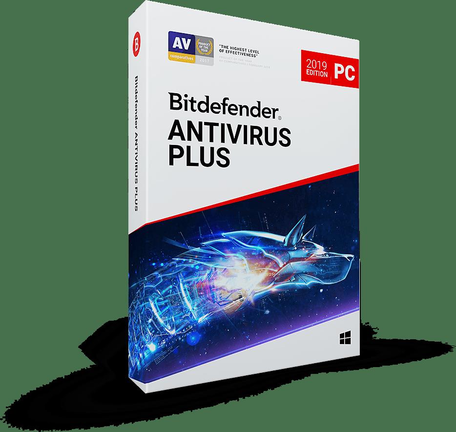 بیت دیفندر - آنتی ویروس پلاس ویندوز 2019