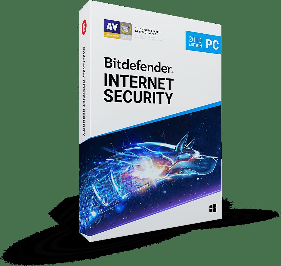 بیت دیفندر - اینترنت سکیوریتی ویندوز 2019