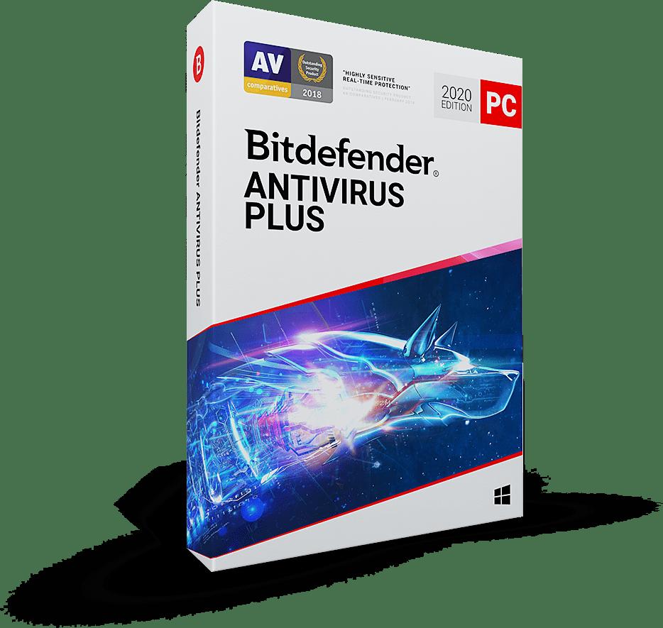 بیت دیفندر - آنتی ویروس پلاس ویندوز 2020